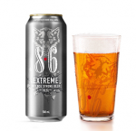 8.6 extreme 24 x can 500 ml