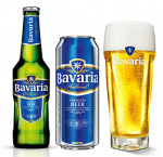 Bavaria premium beer 24 x bottle 330 ml