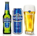 Bavaria premium beer 24 x can 500 ml