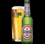 Becks  24 x bottle 330 ml