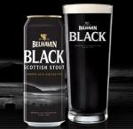Belhaven black scot stout 4 x can 440 ml