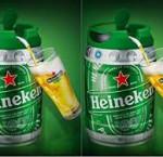 Heineken  2 x can 5000 ml