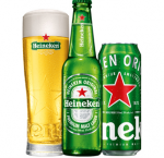 Heineken  12 x can 500 ml