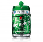 Heineken  1 x can 5000 ml