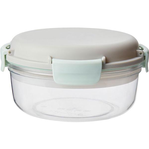 President's choicebento box salad kit - divided tray withlockingl